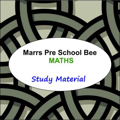 marrs pre school bee maths