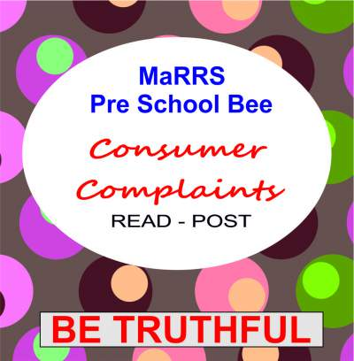 marrs spelling bee consumer complaints