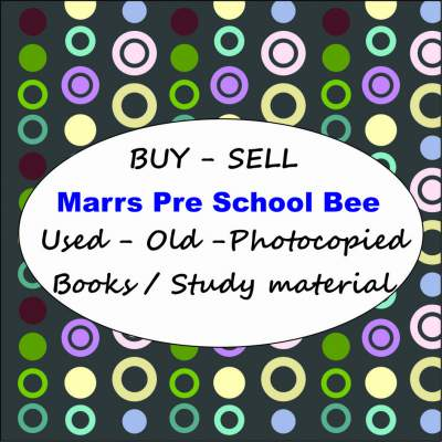 marrs preschool bee buy sell books